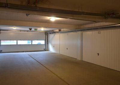 Garaż dla wynajmujących
